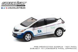 Chevrolet  - Bolt 2017 white - 1:64 - GreenLight - 30263 - gl30263 | Toms Modelautos