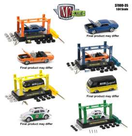 Assortment/ Mix  - various - 1:64 - M2 Machines - 37000-35 - M2-37000-35 | Toms Modelautos