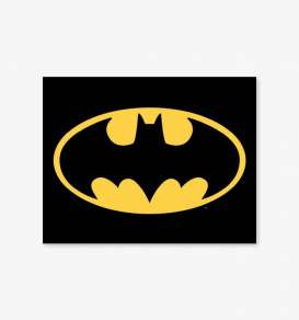 Tac Signs  - Batman black/yellow - Tac Signs - D1334 - tacD1334 | Tom's Modelauto's