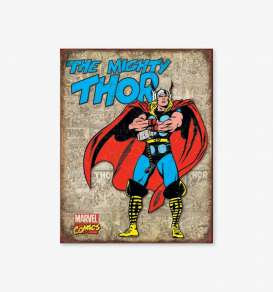 Tac Signs  - Thor beige/red/blue - Tac Signs - D1889 - tacD1889 | Toms Modelautos