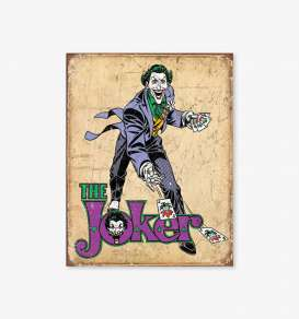 Tac Signs  - The Joker beige/purple - Tac Signs - D2090 - tacD2090 | Toms Modelautos