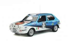 Fiat  - Ritmo 1980 blue/white - 1:18 - OttOmobile Miniatures - OT888 - otto888 | Toms Modelautos