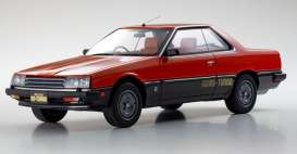 Nissan  - 2000 Turbo RS red - 1:18 - Kyosho - KSR18051r - kyoKSR18051r | Toms Modelautos