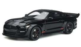 Ford  - Mustang Shelby GT500 2020 black/black - 1:18 - Acme Diecast - US047 - GTUS047 | Toms Modelautos