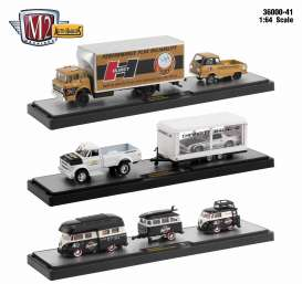 Assortment/ Mix  - Various - 1:64 - M2 Machines - 36000-41 - m2-36000-41 | Toms Modelautos
