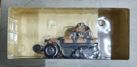 Military Vehicles AMC - green/sand - 1:43 - Magazine Models - MVAMCschneider - magMIVAMCSchneider | Toms Modelautos