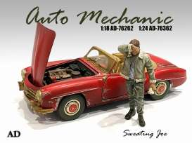 Figures  - Sweating Joe  2020  - 1:24 - American Diorama - 76362 - AD76362 | Toms Modelautos