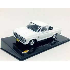 Chevrolet  - C10 Picape 1980 white - 1:43 - Magazine Models - magPicape - magChePicape80 | Toms Modelautos