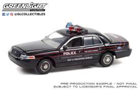 Ford  - Crown Victoria 2001  - 1:64 - GreenLight - 42970D - gl42970D | Toms Modelautos