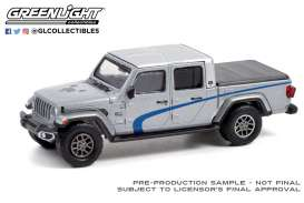 Jeep  - Gladiator 2020  - 1:64 - GreenLight - 42970F - gl42970F | Toms Modelautos