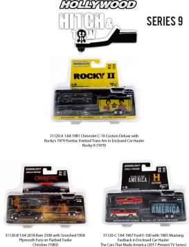 Assortment/ Mix  - various - 1:64 - GreenLight - 31120 - gl31120 | Toms Modelautos