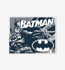 Tac Signs  - Batman black/white - Tac Signs - D1731 - tacD1731 | Toms Modelautos