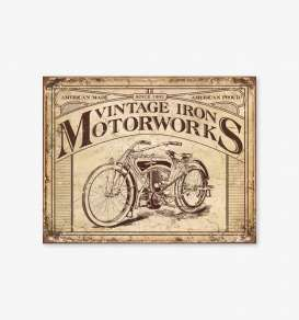 Tac Signs  - Indian brown/beige - Tac Signs - D1842 - tacD1842 | Toms Modelautos