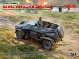 Military Vehicles  - 1:35 - ICM - 35111 - icm35111 | Toms Modelautos