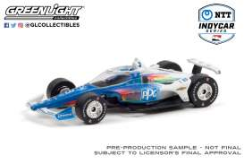 Chevrolet  - 2021 blue/white - 1:64 - GreenLight - 11514 - gl11514 | Toms Modelautos