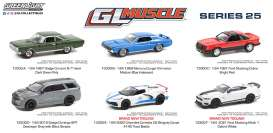 Assortment/ Mix  - various - 1:64 - GreenLight - 13300 - gl13300 | Toms Modelautos