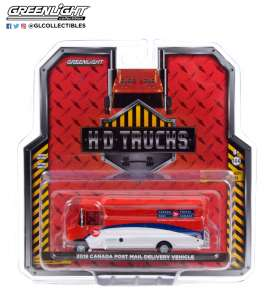 - 2019 red/white/blue - 1:64 - GreenLight - 33210C - gl33210C | Toms Modelautos