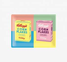 Tac Signs 3D  - Food yellow/pink/green/blue - Tac Signs - NA23256 - tac3D23256 | Toms Modelautos