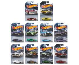 Assortment/ Mix  - 2021 various - 1:64 - Hotwheels - GJW63 - hwmvGJW63-999A | Toms Modelautos