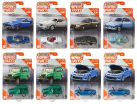 Assortment/ Mix  - various - 1:64 - Matchbox - FWD28 - MBFWD28-956H | Toms Modelautos