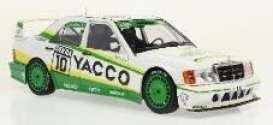 Mercedes Benz  - 190E 1991 white/green - 1:18 - Solido - 1801006 - soli1801006 | Toms Modelautos