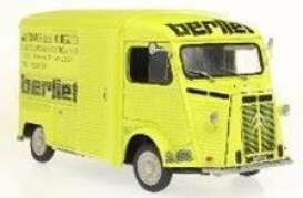 Citroen  - HY 1969 yellow - 1:18 - Solido - 1804814 - soli1804814 | Toms Modelautos