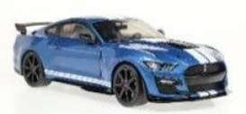 Ford  - Mustang blue - 1:18 - Solido - 1805901 - soli1805901 | Toms Modelautos