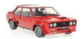 Fiat  - 131 Abarth 1980 red - 1:18 - Solido - 1806002 - soli1806002 | Toms Modelautos