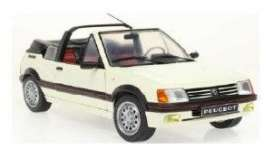 Peugeot  - 205  1989 blue - 1:18 - Solido - 1806202 - soli1806202 | Toms Modelautos