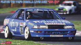 Toyota  - Corolla Levin, AE92  - 1:24 - Hasegawa - 20492 - has20492 | Toms Modelautos