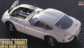 Toyota  - 2000GT  - 1:24 - Hasegawa - 51047 - has51047 | Toms Modelautos