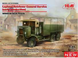 Military Vehicles  - 1:35 - ICM - 35602 - ICM35602 | Toms Modelautos
