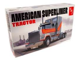 American Superliner  - Semi Tractor  - 1:24 - AMT - s1235 - amts1235 | Toms Modelautos