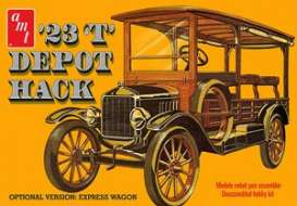 Ford  - T Depot 1923  - 1:25 - AMT - s1237 - amts1237 | Toms Modelautos