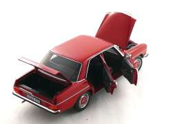 Mercedes Benz  - 200/8 1973 red - 1:18 - Norev - 183772 - nor183772 | Toms Modelautos
