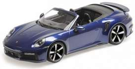 Porsche  - 911 1974 blue - 1:18 - Minichamps - 155069081 - mc155069081 | Toms Modelautos