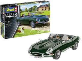 Jaguar  - E-Type  - 1:24 - Revell - Germany - 07687 - revell07687 | Toms Modelautos