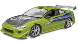 Mitsubishi  - Eclipse  - 1:25 - Revell - Germany - 07691 - revell07691 | Toms Modelautos