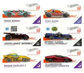 Assortment/ Mix  - ID various - 1:64 - Hotwheels - FXB02 - hwmvFXB02-998A | Toms Modelautos