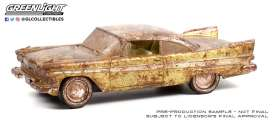 Plymouth  - Belvedere 1957 dessert gold - 1:24 - GreenLight - 18261 - gl18261 | Toms Modelautos