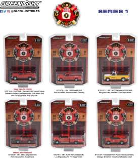 Assortment/ Mix  - various - 1:64 - GreenLight - 67010 - gl67010 | Toms Modelautos
