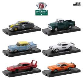 Assortment/ Mix  - various - 1:64 - M2 Machines - 11228-72 - M2-11228-72 | Toms Modelautos