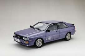 Audi  - Quattro coupe 1983 purple - 1:18 - SunStar - 4163 - sun4163 | Toms Modelautos