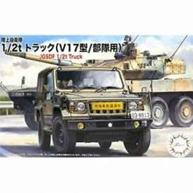 Military Vehicles  - 1:72 - Fujimi - 723419 - fuji723419 | Toms Modelautos