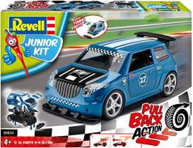 non  - Rally car blue - 1:20 - Revell - Germany - 00834 - revell00834 | Toms Modelautos