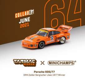 Porsche  - 935/77 orange - 1:64 - Tarmac - T64MC-002-JAG - TC-T64MC002JAG | Toms Modelautos