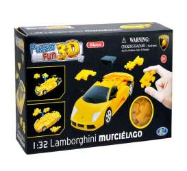 Lamborghini  - Murcielago yellow - 1:32 - Happy Well - 57060 - happy57060 | Toms Modelautos