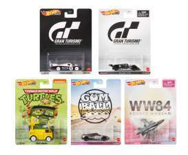 Assortment/ Mix  - various - 1:64 - Hotwheels - DMC55 - hwmvDMC55-979T | Toms Modelautos