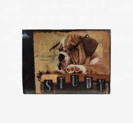 Tac Signs  - Dogs brown/black - Tac Signs - LDME126 - tacLDME126 | Toms Modelautos