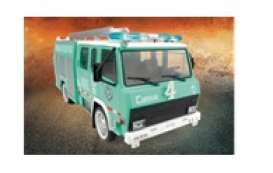 Berliet  - 770 KB 6 green/white - 1:43 - Magazine Models - Fire07 - magfireSP07 | Toms Modelautos